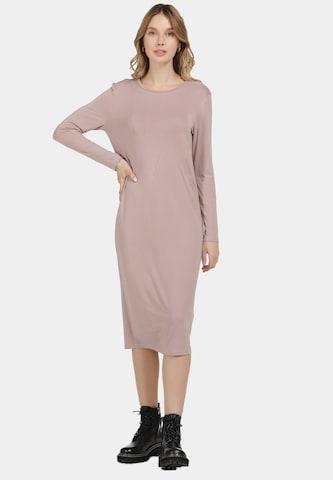 DreiMaster Vintage Dress in Beige