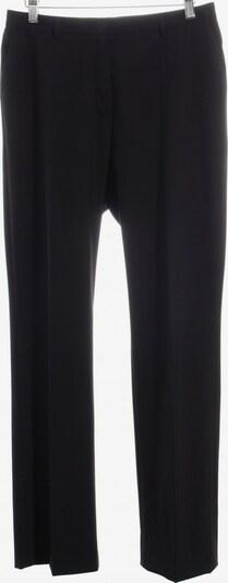 Rosner Bundfaltenhose in M in schwarz, Produktansicht
