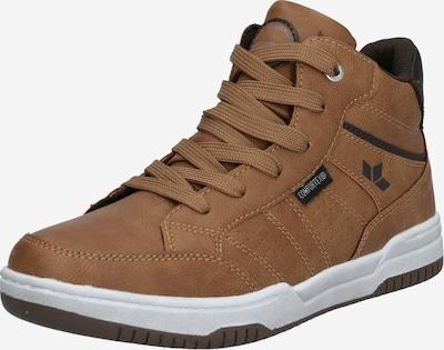 LICO Sneaker in braun, Produktansicht