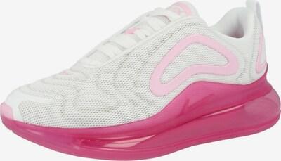 NIKE Sneaker in pink / weiß, Produktansicht