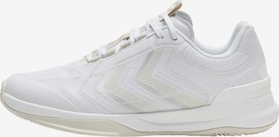 Hummel Chaussure de course 'Inventus Reach LX' en blanc, Vue avec produit