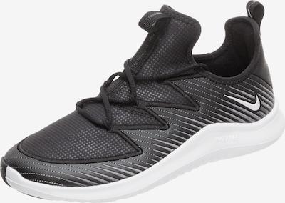 NIKE Sportske cipele 'Free TR 9' u crna / srebro / bijela, Pregled proizvoda