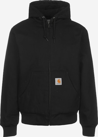 Carhartt WIP Winterjacke ' Active ' in schwarz, Produktansicht