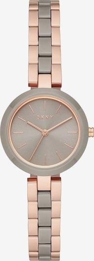 DKNY Uhr in gold / silber, Produktansicht