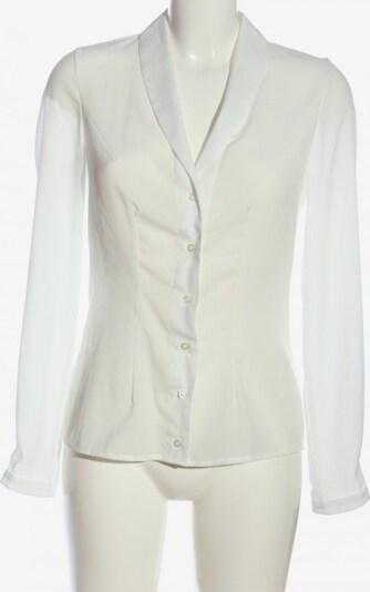 NIFE Langarmhemd in XS in weiß, Produktansicht
