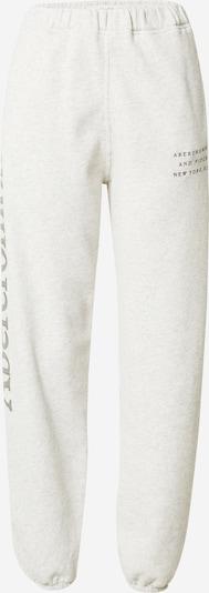 Pantaloni Abercrombie & Fitch pe gri / gri deschis, Vizualizare produs