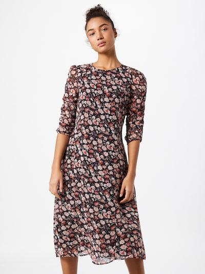 JACQUELINE de YONG Kleit vanaroosa / heleroosa / must, Modellivaade
