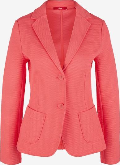 s.Oliver Blazer in pink, Produktansicht