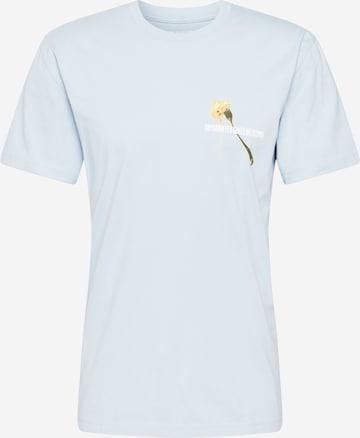 DRYKORN Shirt  'SAMUEL PASTA' in Blau