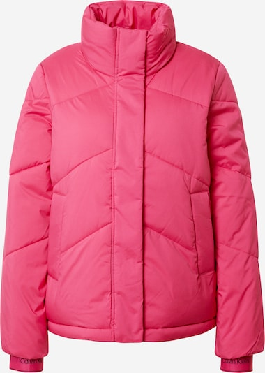 Calvin Klein Veste d'hiver 'Monogram' en rose, Vue avec produit