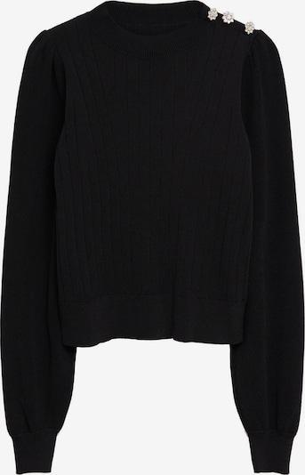 MANGO Pullover 'Heda' in schwarz, Produktansicht