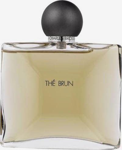 Jean-Charles Brosseau Eau de Toilette 'The Brun' in transparent, Produktansicht