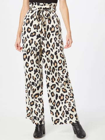 Lollys Laundry Pants 'Vicky' in White