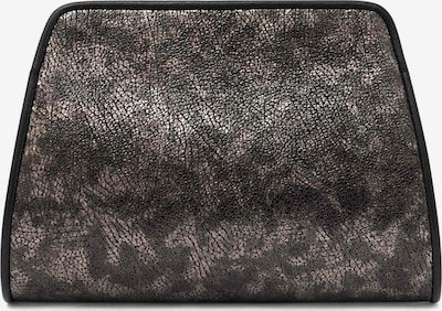 Gretchen Abendtasche 'Lyra Clutch Two' in silbergrau, Produktansicht