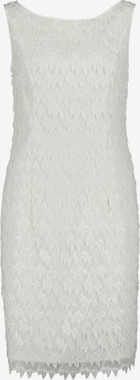Vera Mont Cocktailkleid mit Stickerei in weiß, Produktansicht