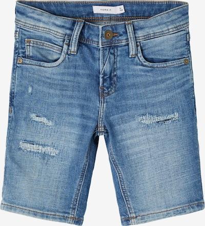 NAME IT Shorts 'Sofus' in blue denim, Produktansicht