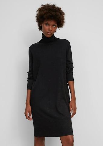 Marc O'Polo Gebreide jurk in Zwart