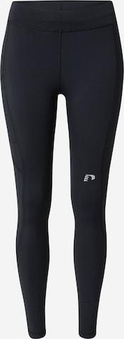 Newline Workout Pants in Black