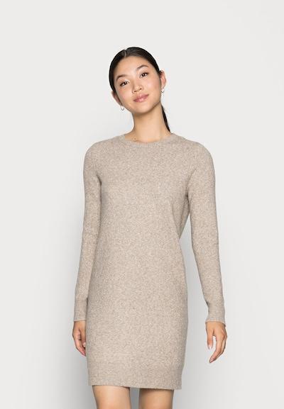 VERO MODA Kleid 'Doffy' in braunmeliert, Modelansicht