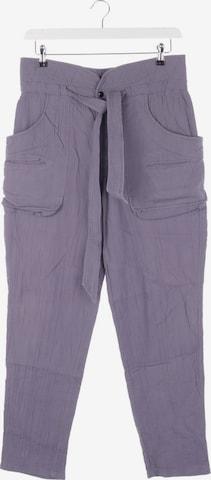 Étoile Isabel Marant Pants in L in Purple
