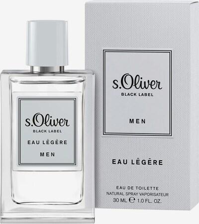 s.Oliver Eau Légére Eau de Toilette in hellblau / transparent, Produktansicht