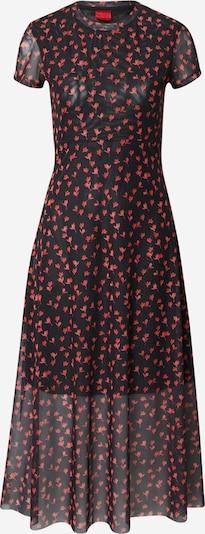 HUGO Šaty 'Nimana' - světle červená / černá, Produkt