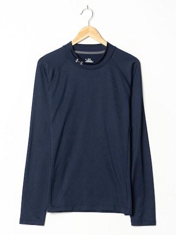 UNDER ARMOUR Sport T-Shirt in XL-XXL in Blau