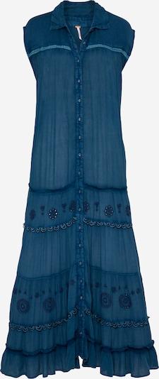 Free People Рокля тип риза в синьо, Преглед на продукта