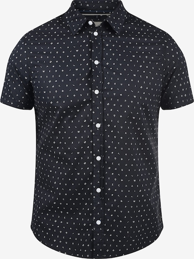 BLEND Kurzarmhemd Kurzarmhemd in dunkelblau, Produktansicht