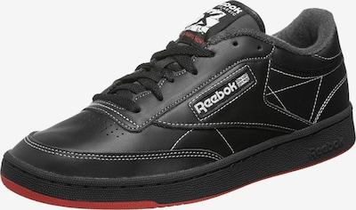 Reebok Classics Sneakers 'Club C 85' in Ochre / Black / White, Item view