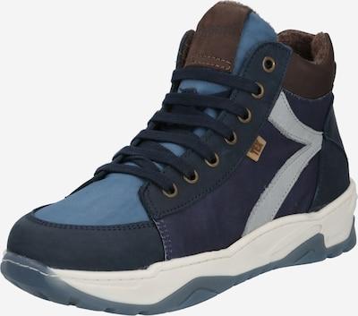 BISGAARD Sneaker in azur / dunkelblau, Produktansicht