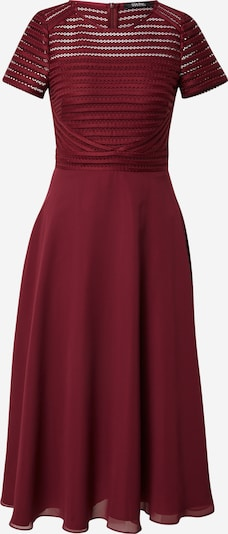 SWING Kleid in blutrot, Produktansicht