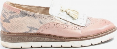 MJUS Flats & Loafers in 38 in Cream / Pink, Item view