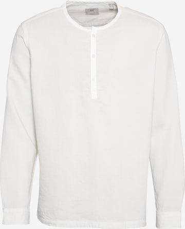 EDC BY ESPRIT Hemd in Weiß