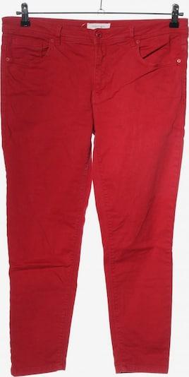 Springfield Straight-Leg Jeans in 29 in rot, Produktansicht