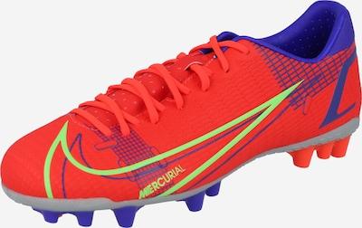NIKE Soccer shoe 'VAPOR 14 ACADEMY' in Blue / Lime / Orange red, Item view
