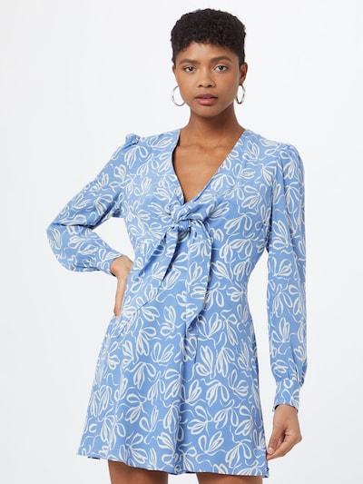 Ted Baker Kleid 'Heidiee' in hellblau / weiß, Modelansicht
