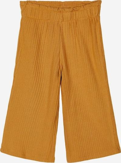 NAME IT Pantalon en jaune, Vue avec produit