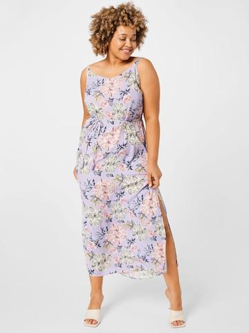Rochie de vară de la Zizzi pe mov