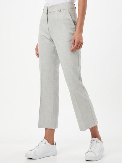 FIVEUNITS Pantalon à plis 'Clara' en gris, Vue avec modèle