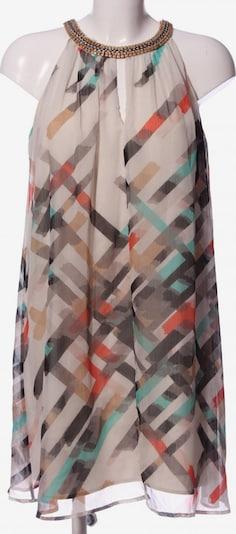 VINCE CAMUTO A-Linien Kleid in XS in türkis / hellgrau / hellorange, Produktansicht