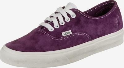 VANS Sneaker 'Authentic Pig Suede' in dunkellila, Produktansicht