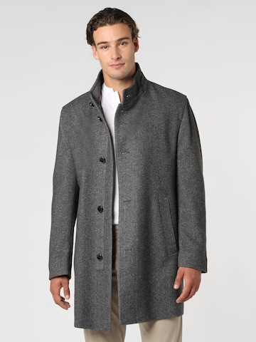 bugatti Преходно палто в сиво