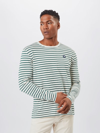 WOOD WOOD Shirt 'Mel' in Emerald / White, View model