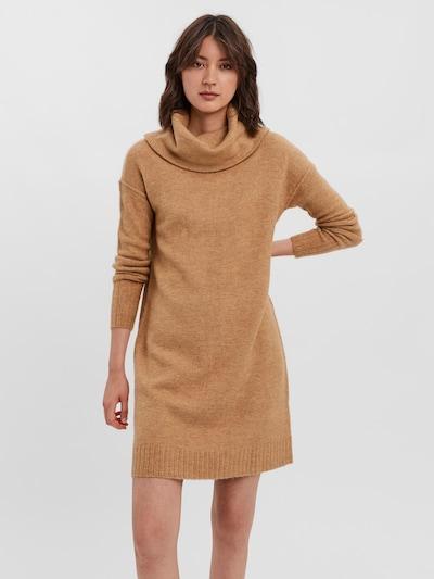 VERO MODA Kleid 'VMLUCI' in braun, Modelansicht