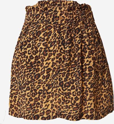 Bizance Paris Suknja 'Ciara' u bež / smeđa / crna, Pregled proizvoda