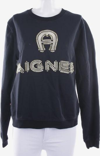 AIGNER Sweatshirt / Sweatjacke in S in schwarz, Produktansicht