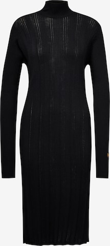 G-Star RAW Knitted dress in Black