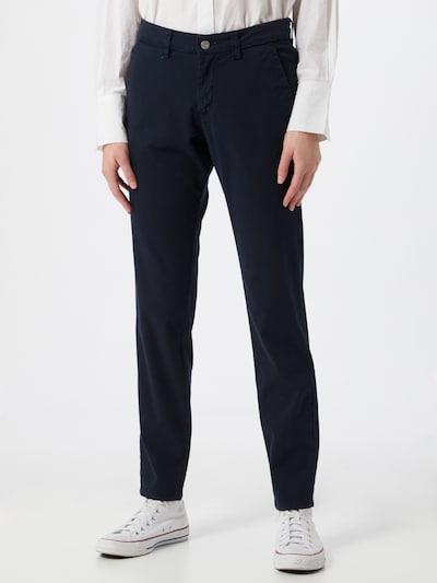 SELECTED FEMME Chino-püksid meresinine, Modellivaade