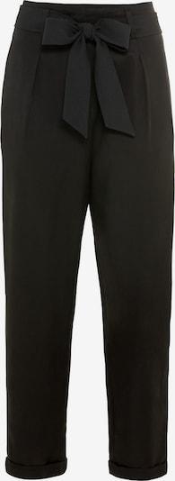 HALLHUBER Taillenhose in schwarz, Produktansicht